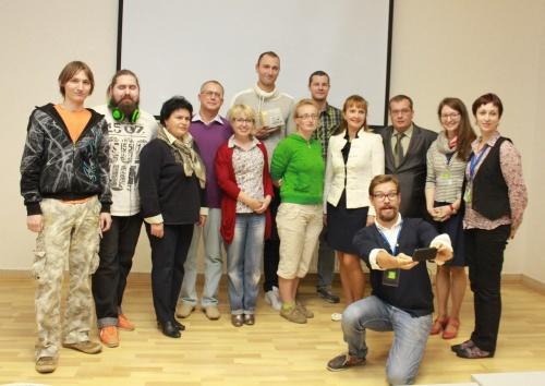 Проекты участников конкурса «Социальное предпринимательство в сети» оценивали представители НовГУ