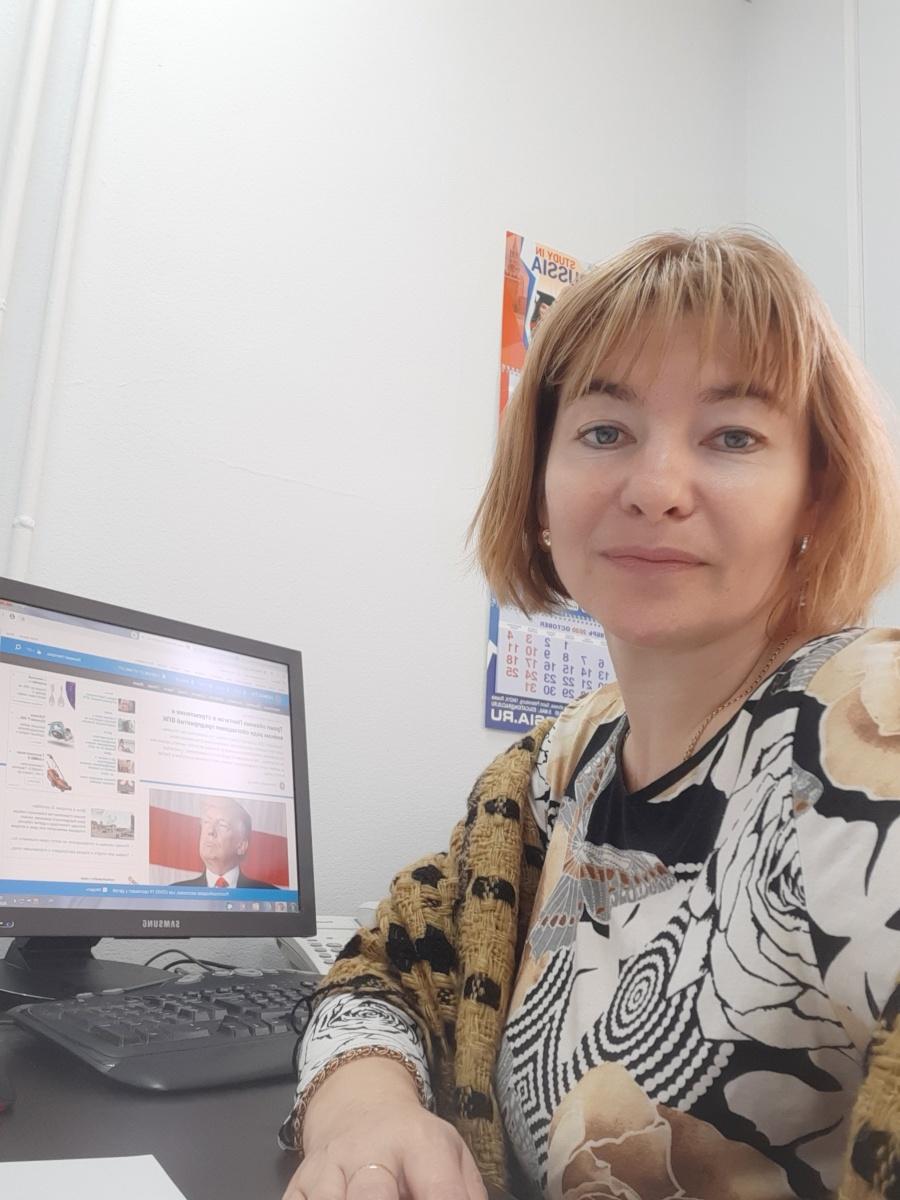 Nadezhda Dorokhova