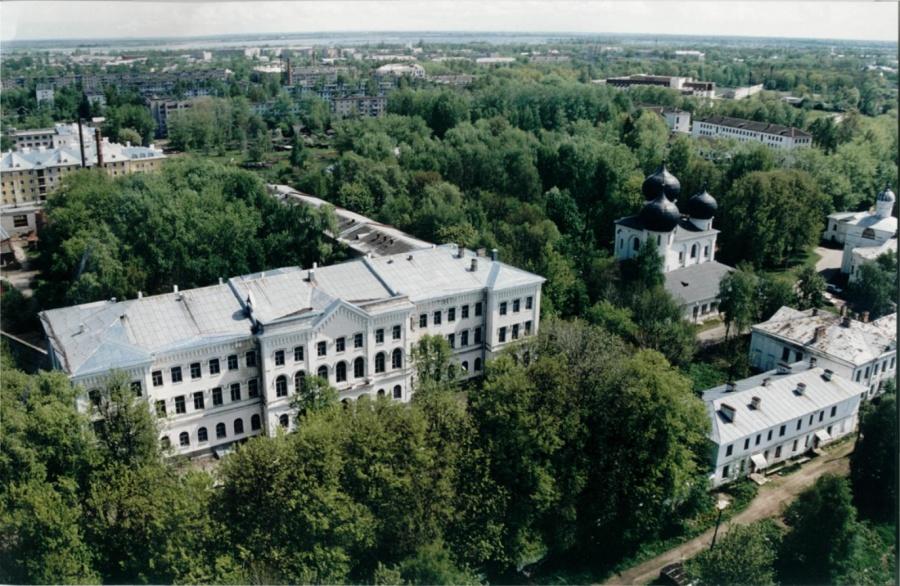 Встречу с Рахманиновым устраивает Центр творческой интеллигенции НовГУ